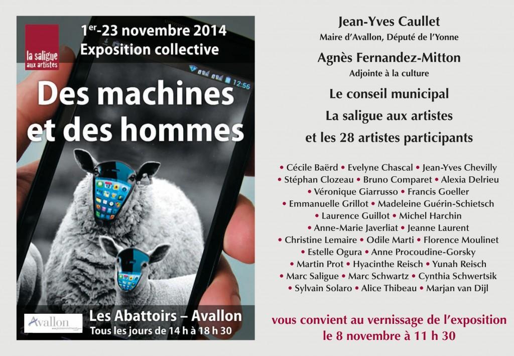 Des machines et des hommes expo2014