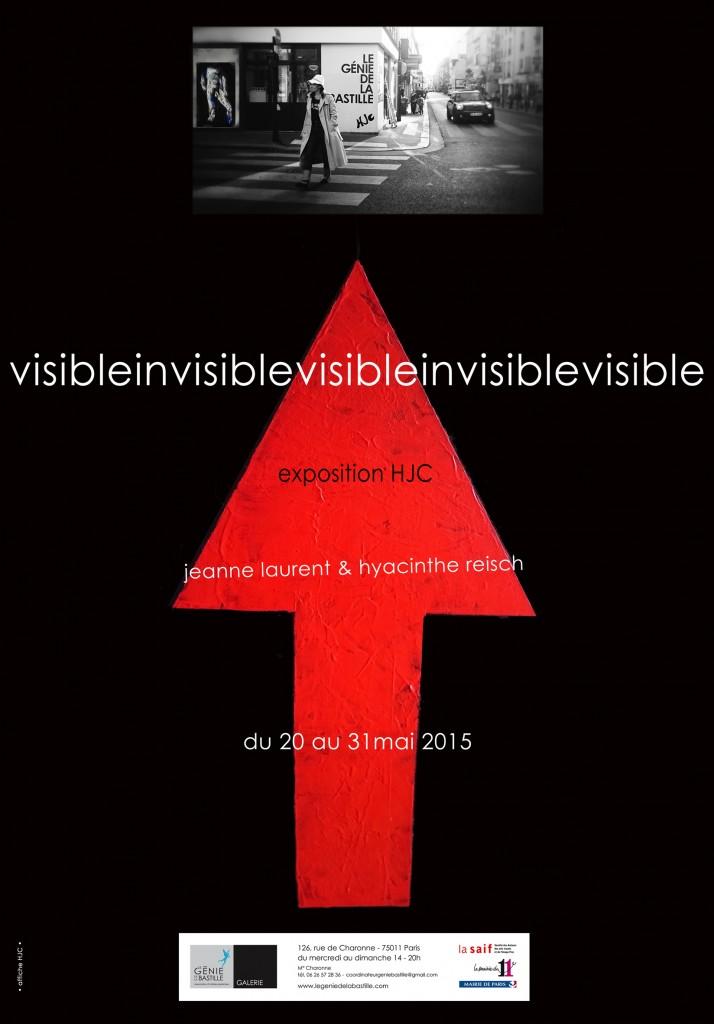exposition_HJC_VisibleInvisible_20 au 31 mai 2015
