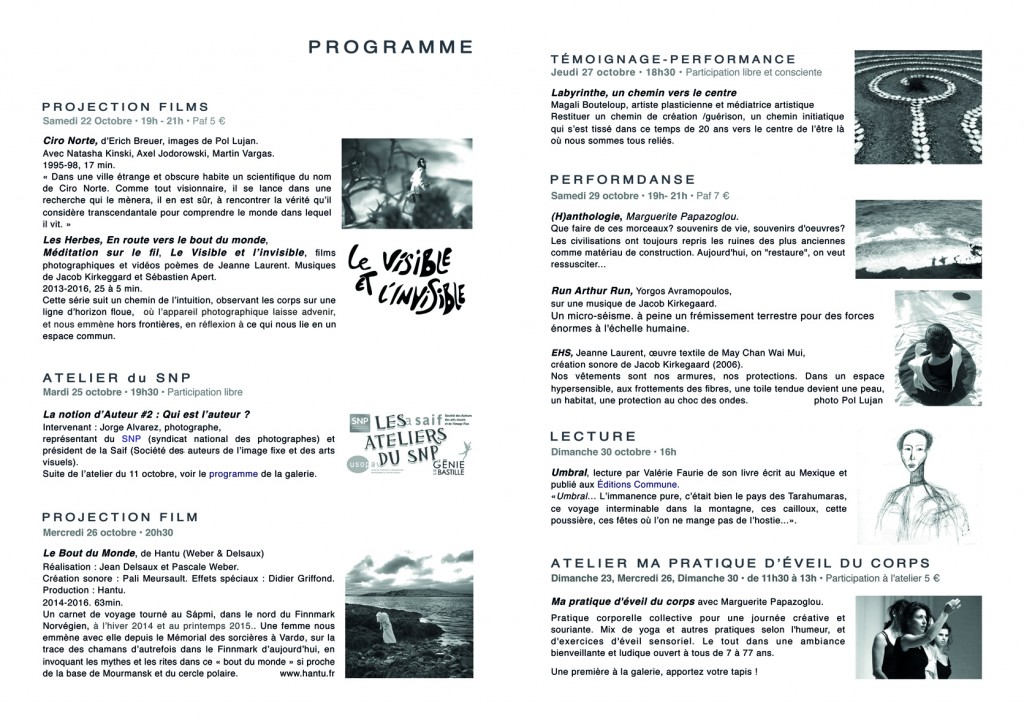 Programme Labyrinthe dépliant A4 variante