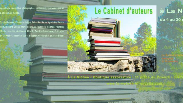 Le Cabinet d'auteurs