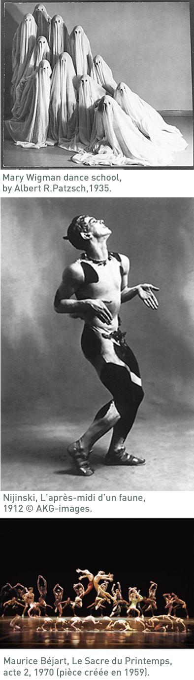 Jeanne Laurent Paris photos danse