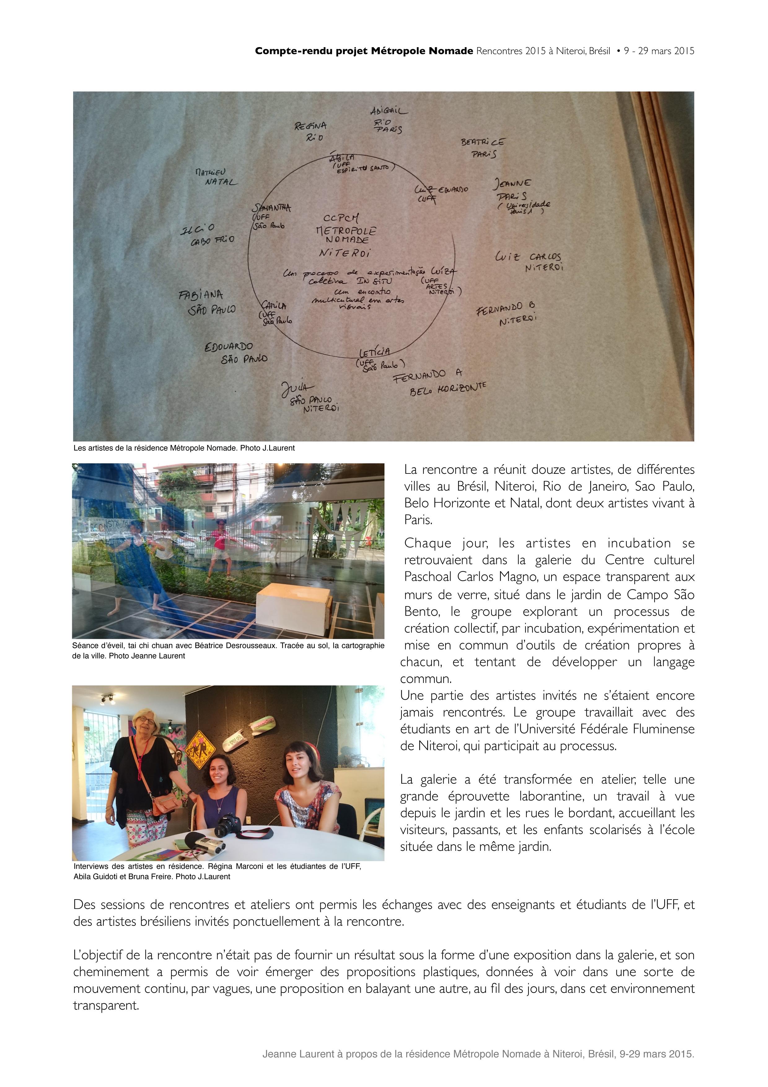 Métropole Nomade Restitution Jeanne_Journal